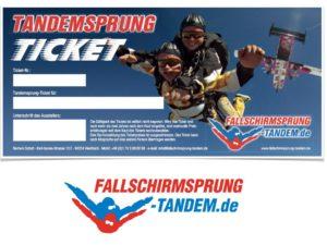Fallschirmsprung Gutscheine