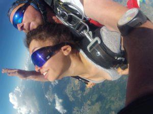 Fallschirmspringen Tandemsprung Gutschein Geschenke